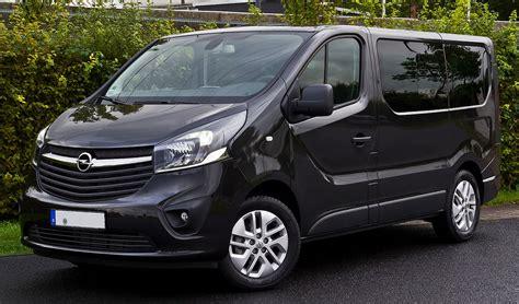 Opel Vivaro opel vivaro вікіпедія