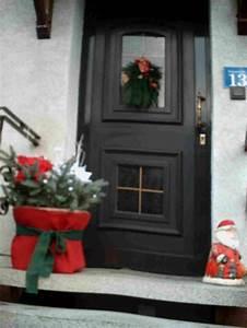 Haus Dekorieren Spiele Kostenlos : weihnachtliche dekoration vor der hauseingangst r frag mutti ~ Lizthompson.info Haus und Dekorationen