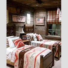Rustic Kids' Bedrooms 20 Creative & Cozy Design Ideas