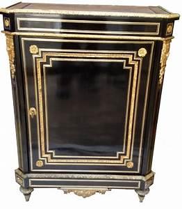 meuble d39appui screstauration With meuble style napoleon 3