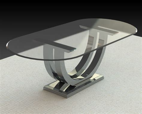Glas Esstisch Oval by Oval Glass Dining Table Dining Room Contemporary With