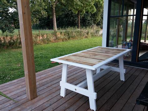 tavolo giardino fai da te tavolo con bancali fai da te rc77 187 regardsdefemmes