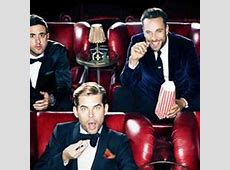 The Overtones Saturday Night At The Movies at Symphony