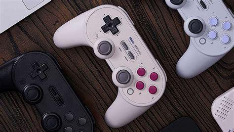 sn30 8bitdo controller switch pc retro programmable flair fully nintendo gamespot game games screen peter ps4