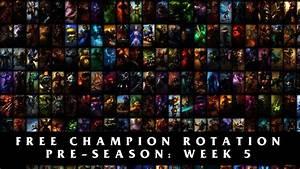 Free League of Legends Champions Season 4 | Pre-Season ...