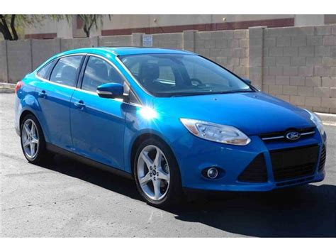 ford focus cc 2012 ford focus for sale classiccars cc 771509