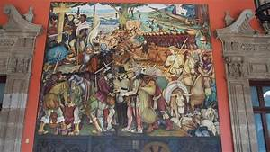 Diego Rivera mural - Picture of National Palace (Palacio ...