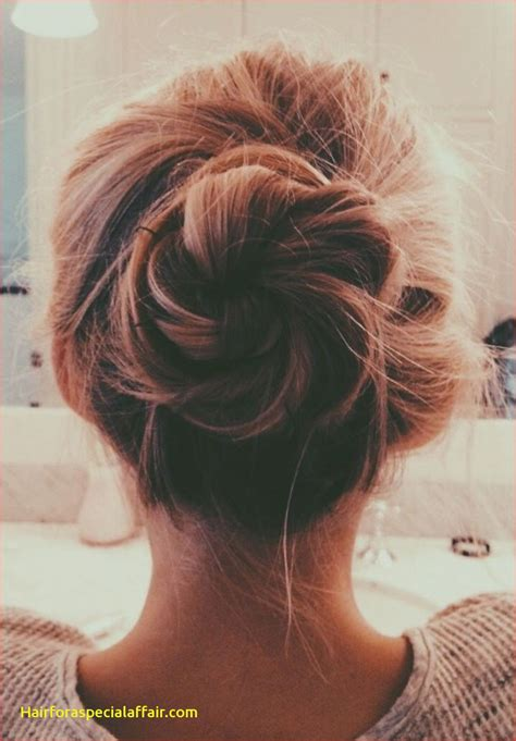 Updo Hairstyles For Hair Casual by 6 List Casual Hairstyles For Hair