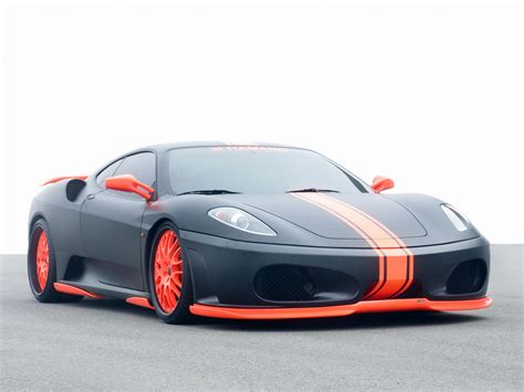 Hd Black Ferrari Cars Wallpapers
