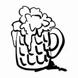 Pages Coloring Kfc Drink Beer Eat Template Malvorlagen Printable sketch template
