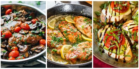 easy cuisine 17 chicken recipes and easy chicken dishes