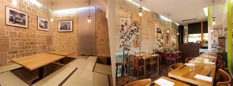 totoo cuisine japonaise deco restaurant japonais