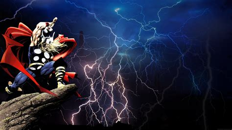 Thor Background Comics Thor Wallpapers Hd Desktop And Mobile Backgrounds