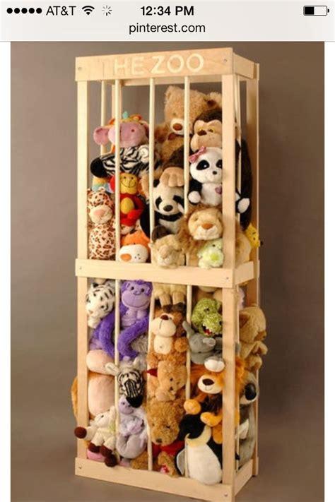 stuffed animal zoo upcycling pinterest bungee