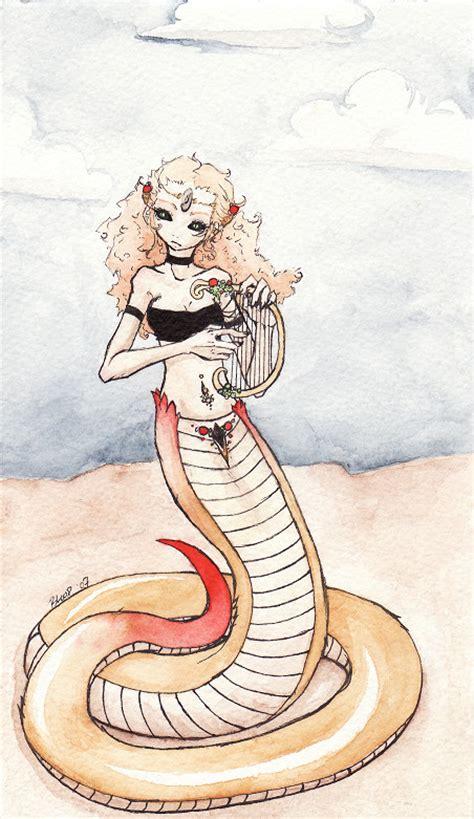 naga desert cobra  lavenderspice  deviantart