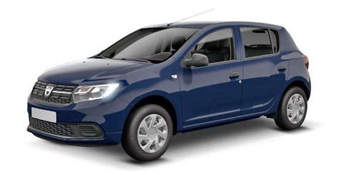 Al Volante Listino Auto Listino Dacia Sandero Prezzo Scheda Tecnica Consumi