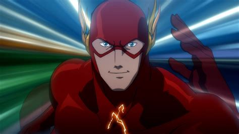 The Flash Animated Wallpaper - the flash tribute time of dying justice league the