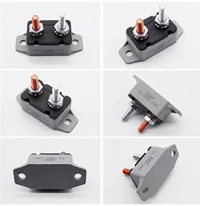 Mini Electric 12v 24v 48v Dc Automotive Reset Car Circuit