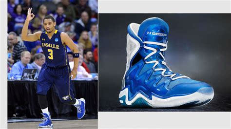 performance basketball shoes worn