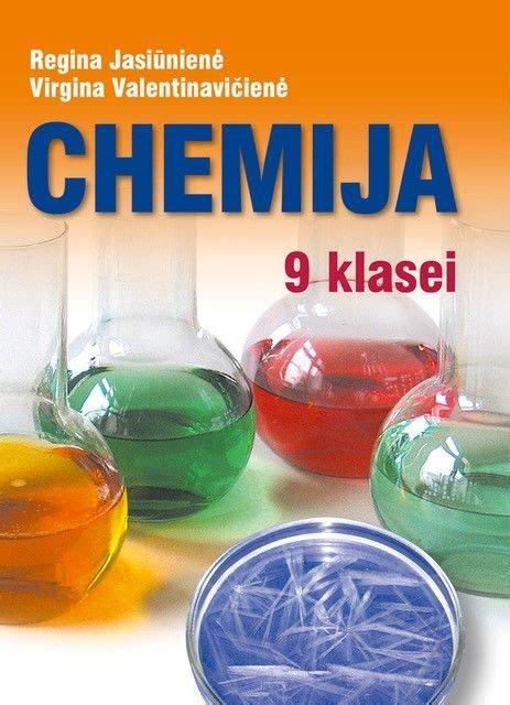 Chemija: vadovėlis 9 klasei   Knygos.lt