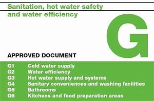building regulations approved document g covering With approved documents g