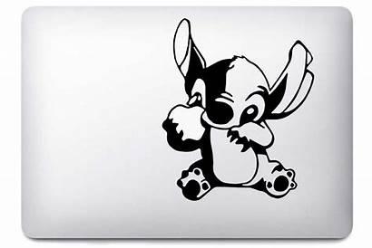 Stitch Sticker Stickers Macbook Mac Air Decoration