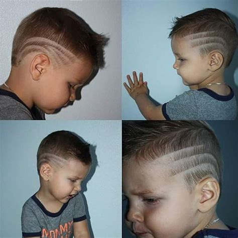 Hairstyles For Baby Boys With Hair by Baby Boy Hairstyles Hairstylo