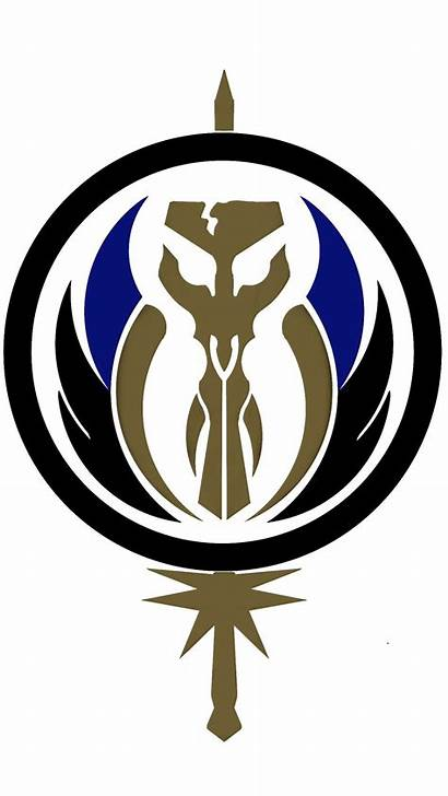 Mandalorian Symbol Wars Star Jedi Boba Tattoo