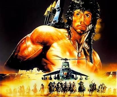 Rambo Wallpapers Iii Stallone Sylvester 4k Filme