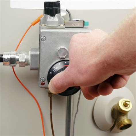 gas water heater pilot light pilot light out what you can do about it bob vila