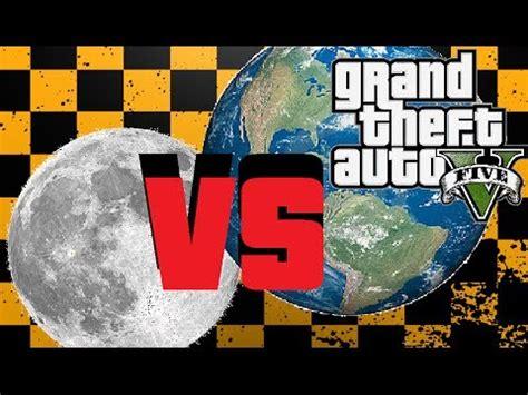 gta  moon gravity  normal gravity youtube