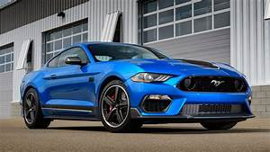 Ford Mustang Mach 1 to return, and it's getting some Shelby features