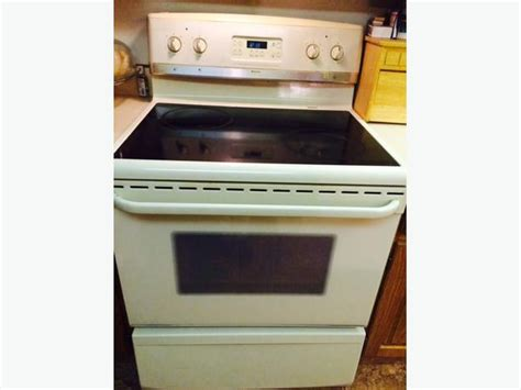 Frigidaire Self-cleaning Stove With Convection Oven And Ceramic Top. East Regina, Regina Best Buy Stoves Electric Pellet Repair Fireplace Stove Wood Caps Slide In Dimensions Tappan Gas Burner Covers For Rocket Mass Heater Greenhouse