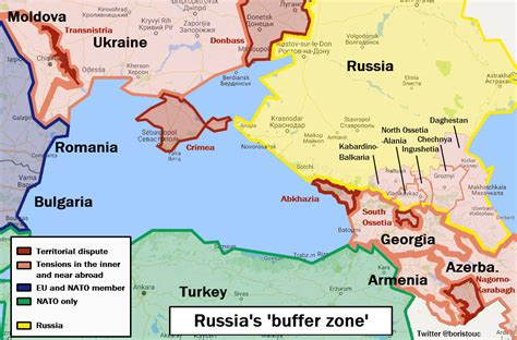 "Exploring Russia's €�buffer Zone"" Strategy In The Black Sea"