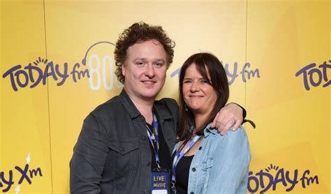 Noni AKA Dermot Whelan on stage at Today FM Live for Music ...
