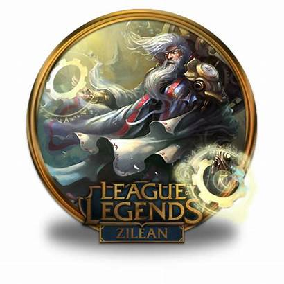 Icon Zilean League Legends Icons Border Icono