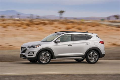 2019 Hyundai Tucson First Look Goodbye Turbocharger