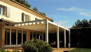 Abri De Terrasse Coulissant : la pergola modulable toiture d couvrable abri terrasse ~ Dode.kayakingforconservation.com Idées de Décoration