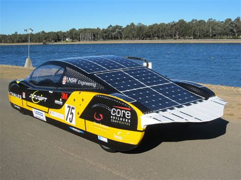 solar car   unsw solar racing team sunswift source