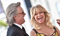 Goldie Hawn and Kurt Russell share glimpse inside home in ...