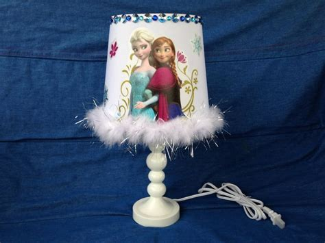 disney frozen elsa  anna table lamp awesome lamp