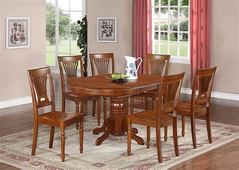 pc avon oval kitchen table   plainville wood seat