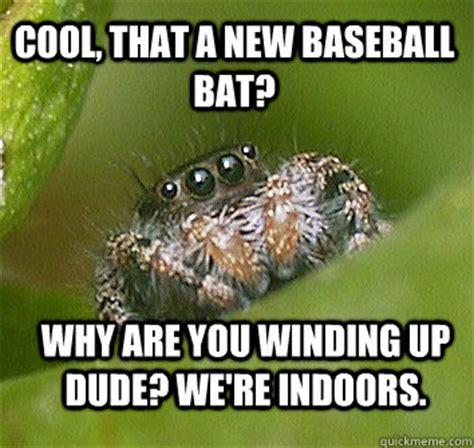 Shower Spider Meme - misunderstood spider meme shower