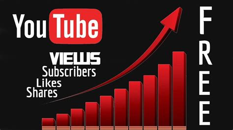 How Get Youtube Views Free Subscribers