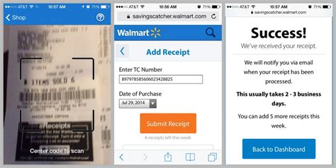 save time money and effort with walmart s savings catcher