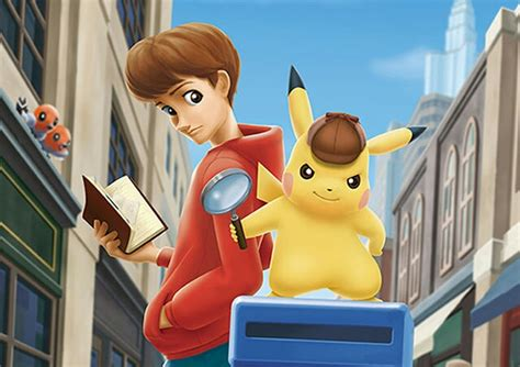 Detective Pikachu Começará A Ser Filmado Em 2018