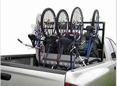 RempRack Introduces Pickup Bed Bike Rack for 2011 Season