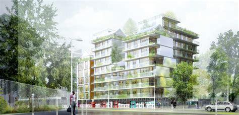 charte de développement durable île de nantes 44 logements davout agence franck boutté consultants
