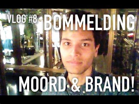 Bommelding, Moord & Brand  Matthijsgeuze Vlog #8 Youtube