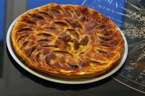 la cuisine de mamy tarte aux pommes à la cannelle par mamy la